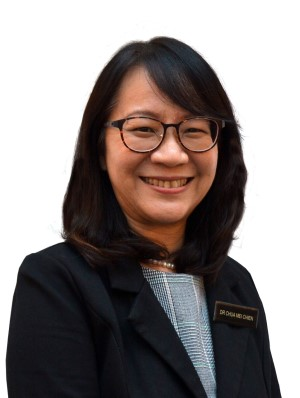 Team mbr 1 - Clinical Assistant Professor Chua Mei Chien